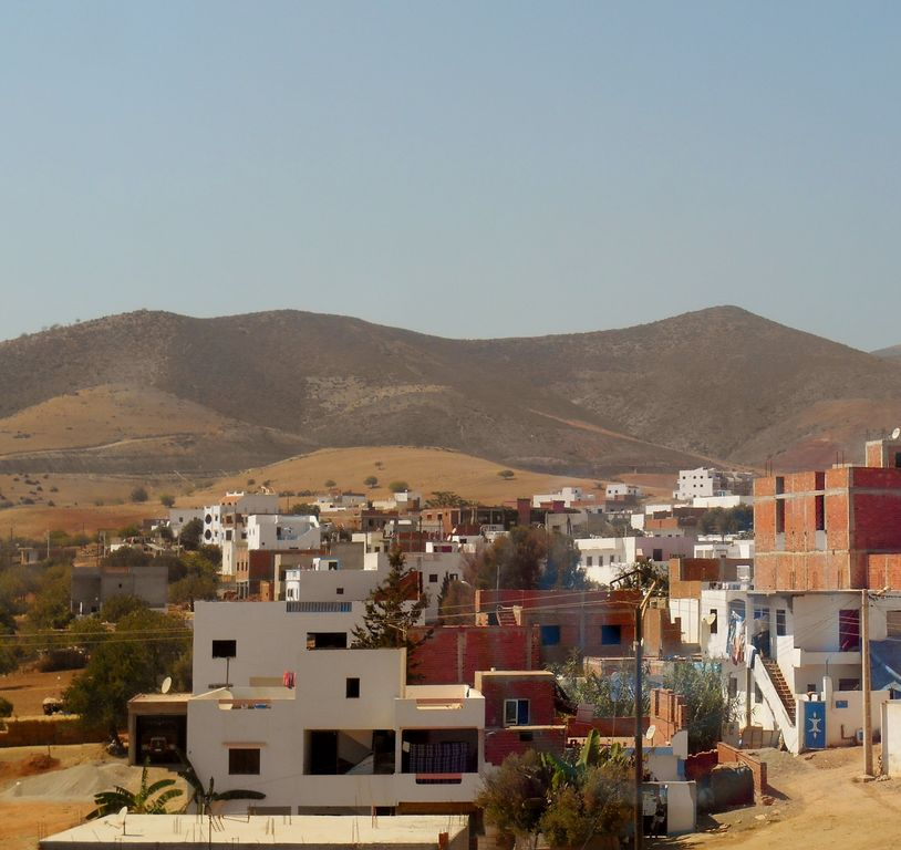 location vacance oued laou