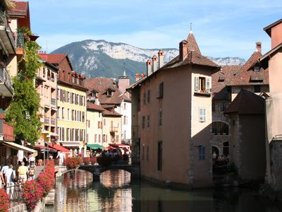 Photo for Beautiful studio typed in pedestrian zone Annecy