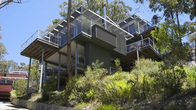 Your holiday home set amongst the gum trees!
