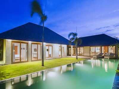 Photo for New 3 bedroom villa close to Seminyak