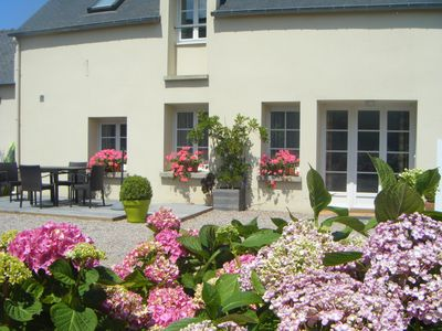 Photo for Rural house Clé-vacances located at the gates of Saint Malo and the edges of Ranc