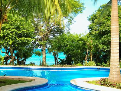 Photo for Las Ventanas - Oceanfront Villa With Private Pool, Great Snorkeling!