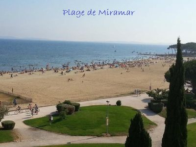 Photo for Apartment 3 *** residence sea, direct access beach, sea view
