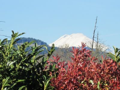 Photo for Tranquil home with views of Mt Adams - Pet  Fee currently Waived (max  2 pets)
