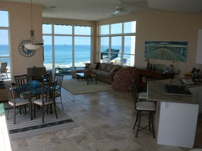 Photo for 3BR DETACHED HOME - ON THE BEACH - SPACIOUS - WELL APPOINTED - SLEEPS 10-11
