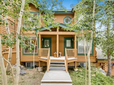 Photo for Mountain Getaway near Ski Resorts with Private Hot Tub