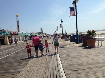 Photo for 1225 asbury ave ocean city nj LOOK ! Great property owner cleaned