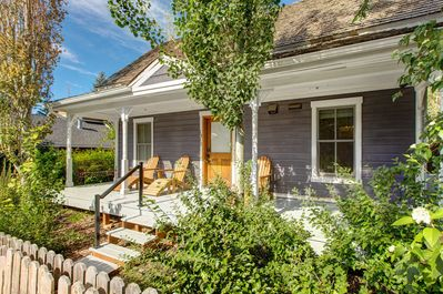 Remodeled Home in the Heart of Historic Park City
