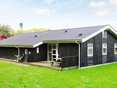 Photo for Cozy Holiday Home in Juelsminde with Swimming Pool