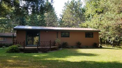 Photo for Year round home on Wisconsin River/Lake Alice, snowmobile trail, private dock