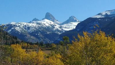 Photo for BOOK NOW !  FALL IN LOVE WITH THE TETONS