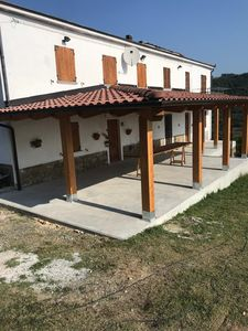 Photo for Casa Barisone, beautifully situated comfortable holiday home