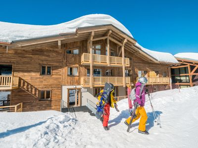 Photo for Apartment 6 people, on the slopes