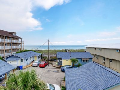 Photo for Sleeping Lady - The perfect ocean view duplex for your next beach vacation