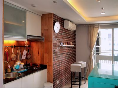 Photo for Best Apartment in West Jakarta - Sky Terrace (2BR)