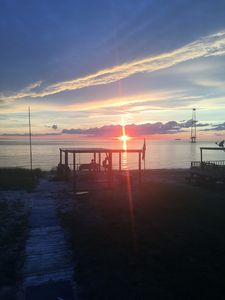 Photo for Sunset Bay Cottage - Private Beach on Chesapeake Bay