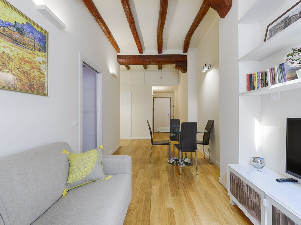 Lovely recently refurbished apartment in the historical center of ...