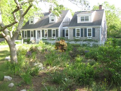 Photo for A charming, calming refuge on Martha's Vineyard