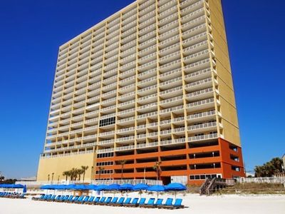 Photo for **Newly Listed Gulf Front Condo** Newly Furnished/Free Beach Service!!!**