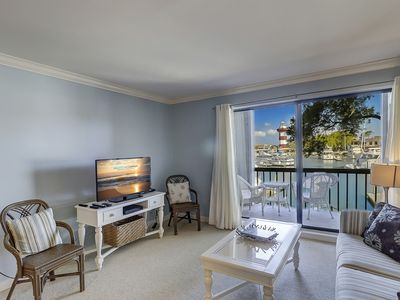 Photo for 1029 Caravel Ct- Amazing Harbour Town Lighthouse Views