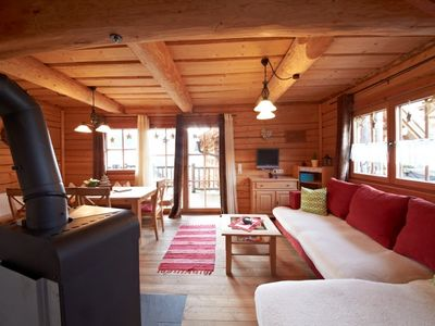 Photo for Holiday house Saalbach for 1 - 8 persons with 4 bedrooms - Hut