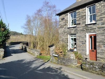 Photo for 2BR Cottage Vacation Rental in Dolwyddelan and Penmachno, County Conwy