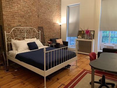 Photo for 2Bedrooms in BAM historic landmark,3 min to Atlantic Ave-Barclays Center Station