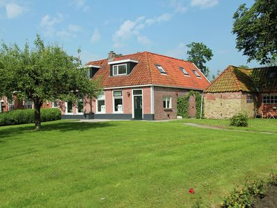 Photo for Oldest house of Jelsum in the middle of the Frisian landscape nearby Leeuwarden