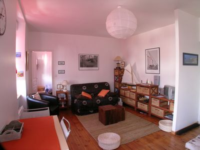 Photo for Apartment 2 to 4 people 100m from the beach