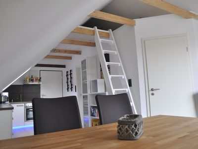 Photo for Island Feeling pur - short distances, maximum recovery in the new designer apartment