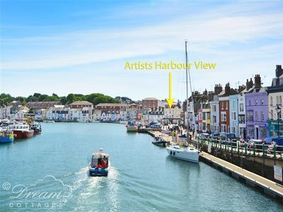 Photo for ARTISTS HARBOUR VIEW in Brewers Quay Harbour, Ref 993937