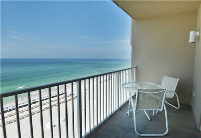 Serenity - As you're sitting out on the balcony of Tidewater 606 savoring a glass of fine wine, you may have to pinch yourself to ensure your surroundings aren't a dream!