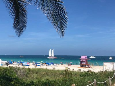 Photo for RIGHT ON OCEAN DRIVE! FOUR CONFY UNITS FOR 16, JUST A MINUTE WALK TO THE BEACH
