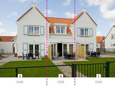 Photo for Semi-detached bungalow with floor heating and Kids Plus Package