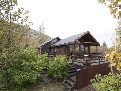 Photo for Wonderful and spacious cabin on the Golden Circle