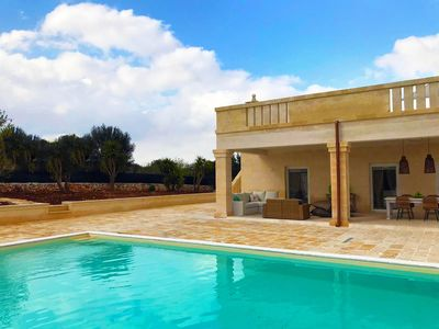 Photo for PROMO -6% LATEST DATES - Luxury Villa, pool and Jacuzzi, Ostuni [5 people]