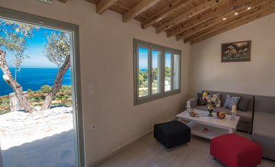 Photo for Villa Anagennisis, a beautiful villa with semi-private beach and amazing view