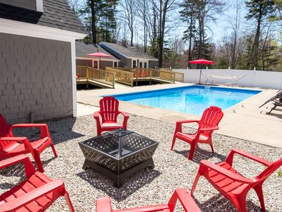 Photo for Kennebunk/Kennebunkport Beach House with Swimming Pool!