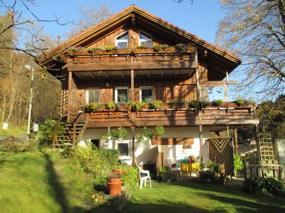 Photo for Apartment Ulenflucht in the house in front of the forest