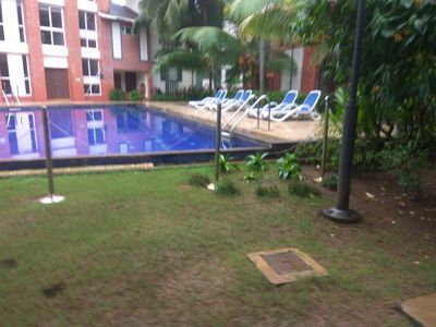 Photo for Pool Side Holiday Apartment