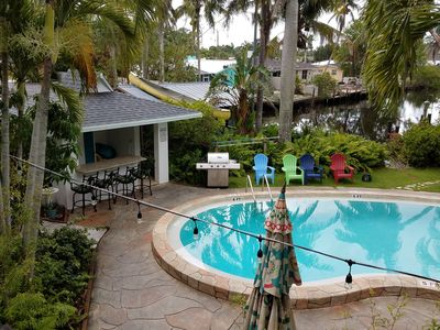 Photo for Studio with Pool and Canal Access at Bayshore Inn & Docks!