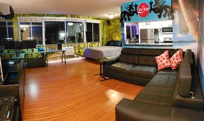 Photo for Amazing HUGE Studio Apartment In Hollywood! Safe, Peaceful, Views!