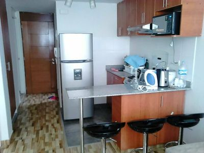 Photo for LIMA FLAT 4 2D CLOSE TO MIRAFLORES (10 MIN)