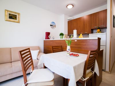 Photo for NEW, small but nice - APARTMENT RENATA very close to the center of Split