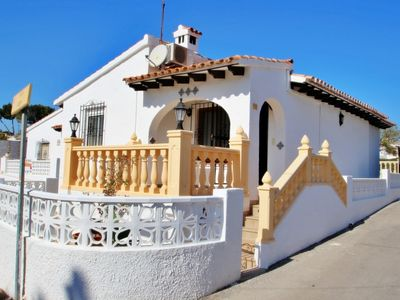 Photo for Alcazar - holiday bungalow in peaceful surroundings in Teulada