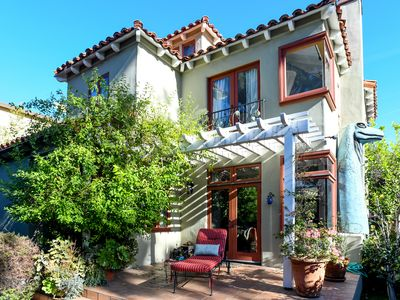 Photo for Santa Monica Spanish Style Home near Montana ave.,North of Wilshire