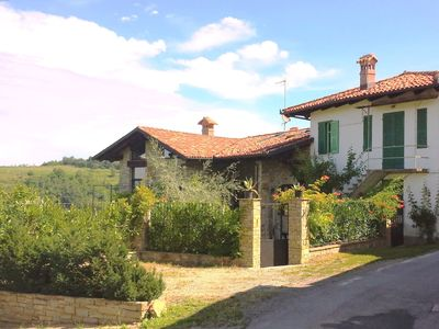 Photo for Panoramic accommodation in a authentic farmhouse completely renovated