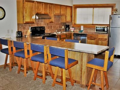 Photo for Newly Upgraded 2 Beds, 2.5 Bath Walking Distance from both the Ski Area and Main Street