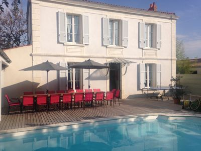 Photo for 9BR Villa Vacation Rental in Angoulins, Nouvelle-Aquitaine
