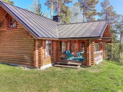 Photo for Vacation home Kesärinne in Ikaalinen - 5 persons, 1 bedrooms